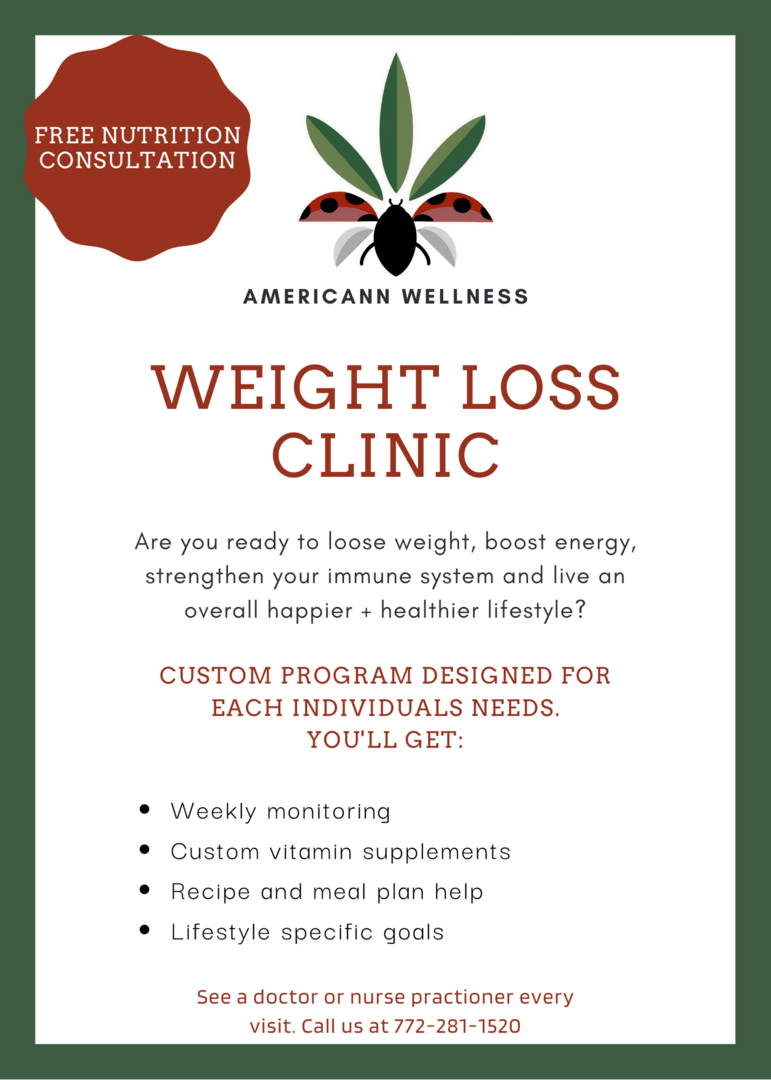 Weight-loss-clinic-flyer